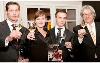 Proefschrift Open-Wijncompetitie: Regionale Winnaars