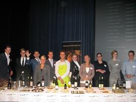 Deelnemers Fromagier 2014