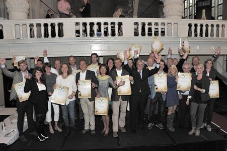 Frankrijk op kop bij het 25ste Proefschrift Wijnconcours