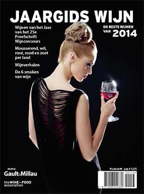 Jaargids Wijn 2014 nu verkrijgbaar!