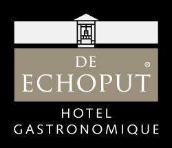 Logo Hotel Gastronomique Echoput achtergrond zwart SITE