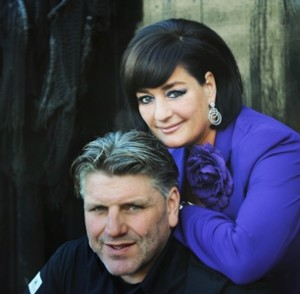 Therese en Jonnie Boer site foto
