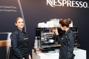 nespresso stand a