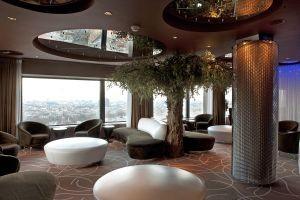 Ciel Bleu - lounge
