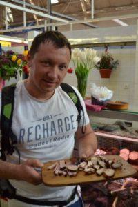 Jansons met varkensvlees in verschillende bereidingen