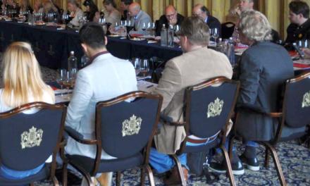 23 wijnlanden in finale 28e Proefschrift Wijnconcours