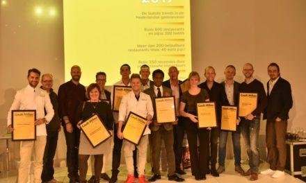 Gault&Millau verkiest Sidney Schutte tot Chef van het Jaar 2017