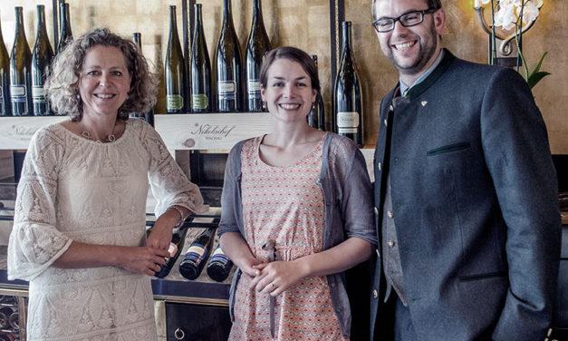 Wijnen Nikolaihof uit dubbele Magnums