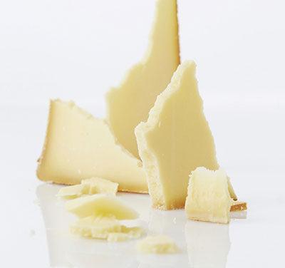 Er kaas van hebben gegeten