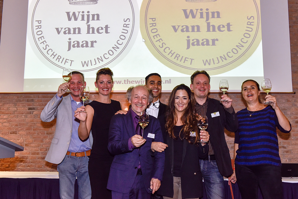 Panelleden Prix du Sommelier 2017