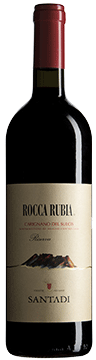 Rocca Rubia Riserva, Santadi, Carignano del Sulcis, Italië 2013