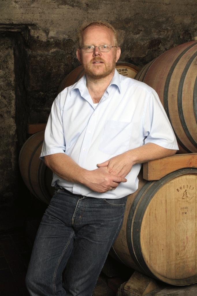 Wijnmaker Jürgen Von der Mark