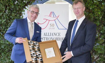 Alliance Gastronomique viert 50-jarig bestaan