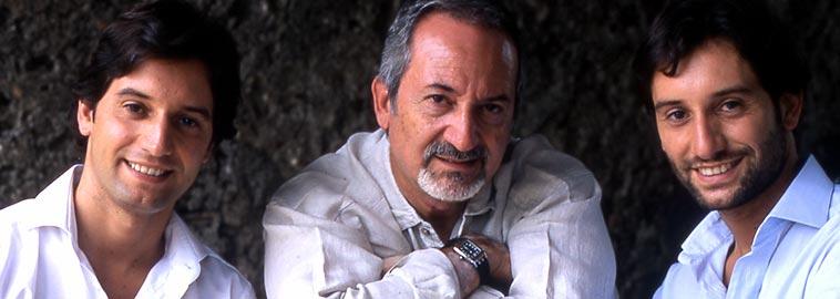 Giuseppe Benanti en zonen