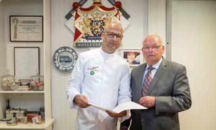 Bakkerij Carl Siegert continueert hofleverancierschap