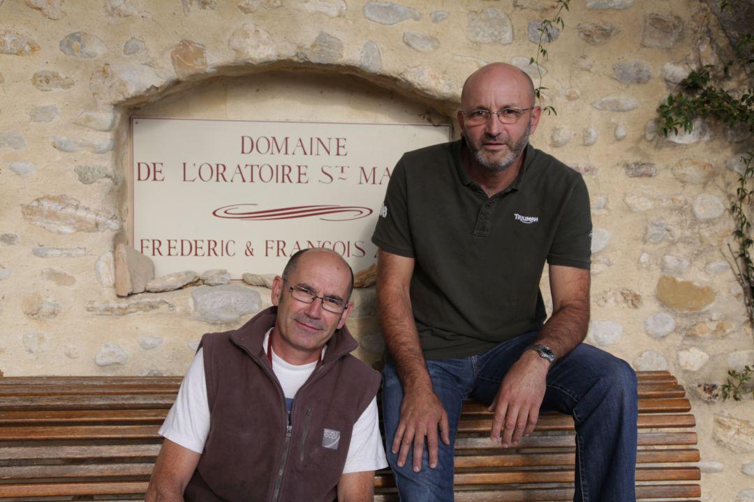Frédéric en François Alary