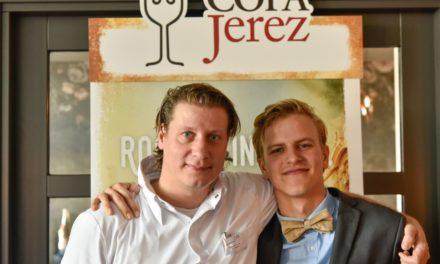 Op weg naar Jerez met Goos van den Berg en Leon Mazairac