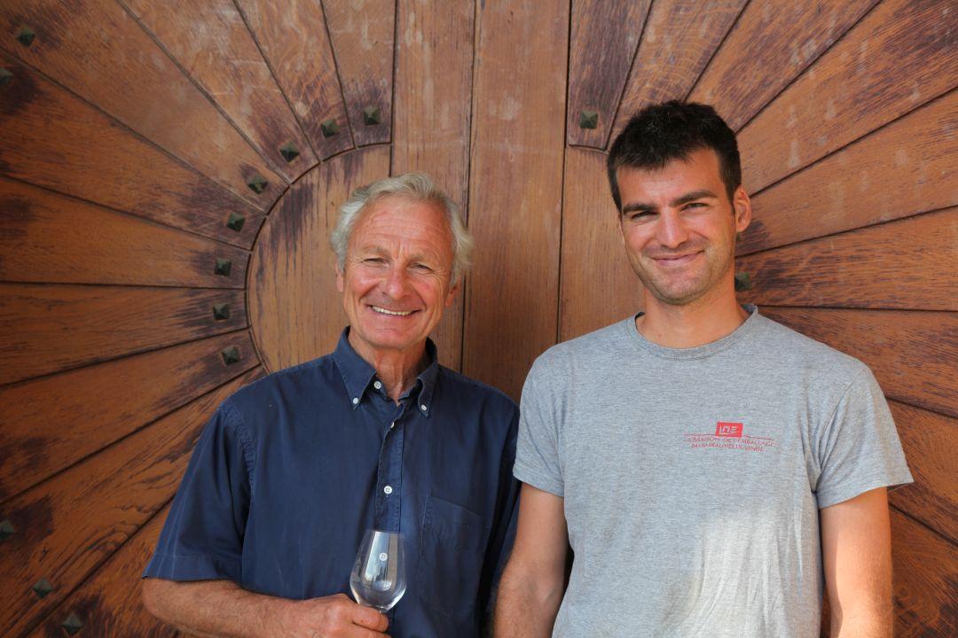 René en Pierre Rostaing