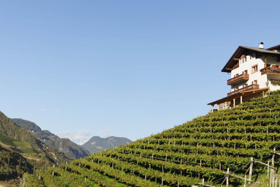 Gumphof, Alto Adige
