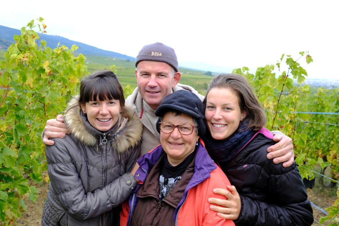 Familie Buecher