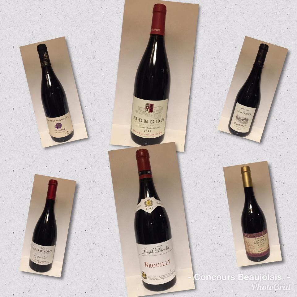 Beaujolais van 12,50 - 17,50