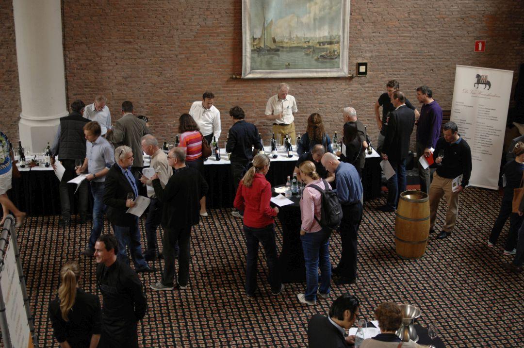 500% Wijn in de St. Olofskapel