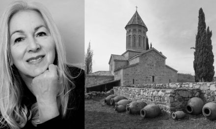De oorsprong van wijn, interview Carla Capalbo