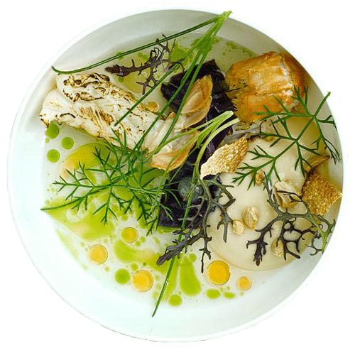 Gerecht, restaurant Choux