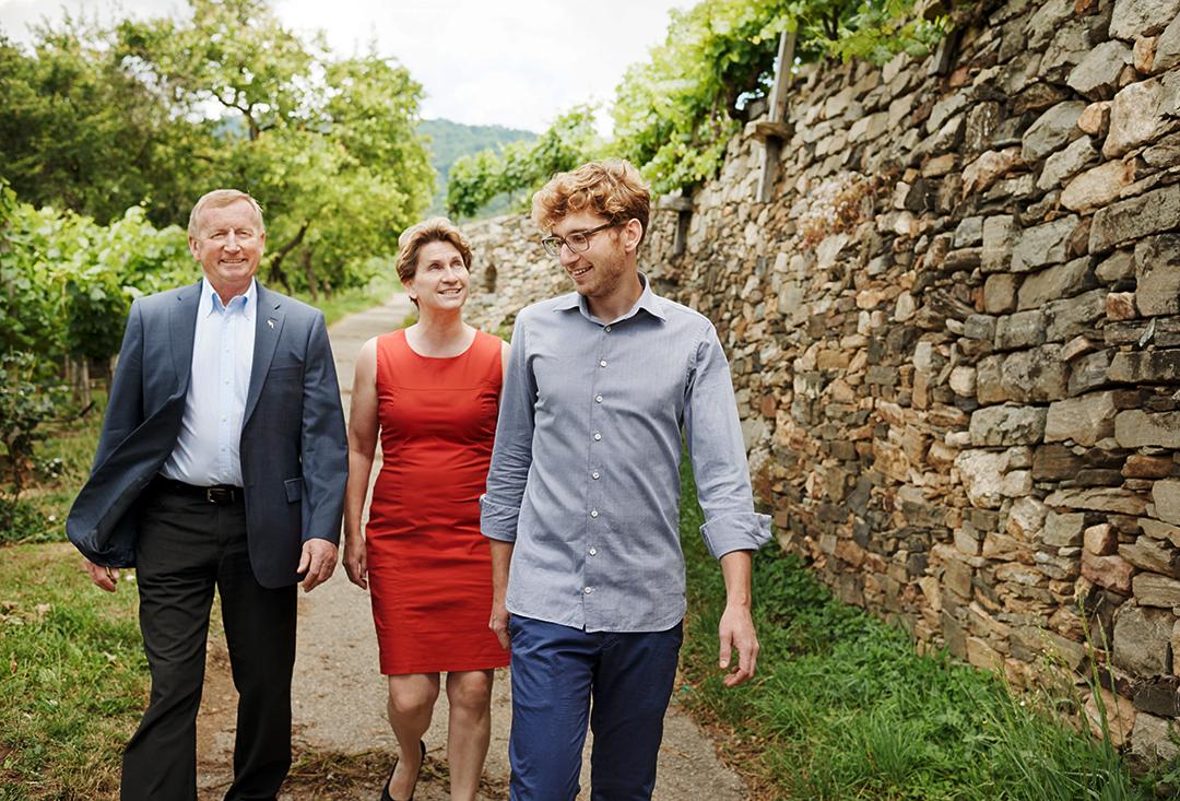 Familie Hirtzberger