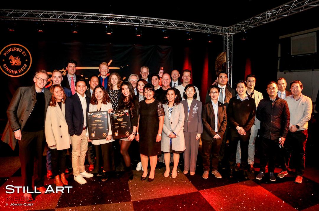 The Best Thai Awards 2017, Antwerpen
