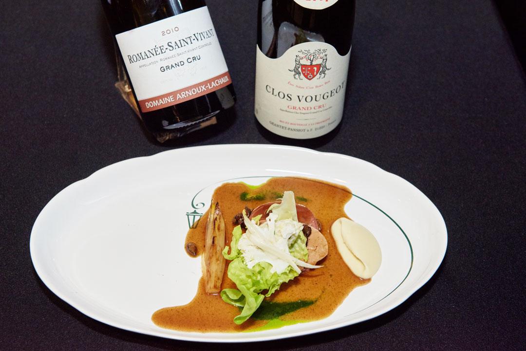Vincent Couche, Champagne