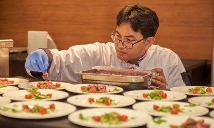 'Pikant eten maakt een mens euforisch'