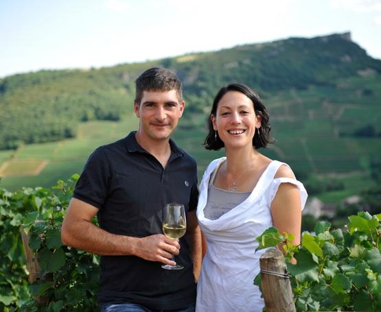 Hervé en Nathalie Carrette