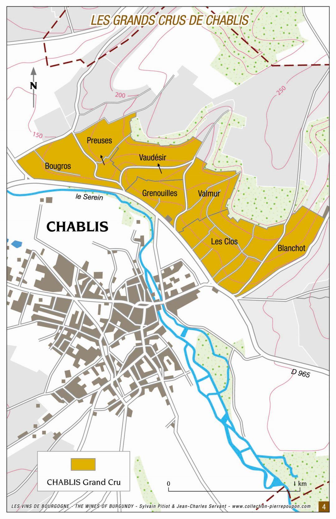 Chablis Grands Crus
