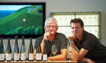 Schönlebers 'Halenberg R': wijn gemaakt voor de eeuwigheid