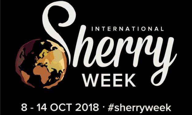 Internationale Sherry Week 2018: doet uw restaurant ook mee?
