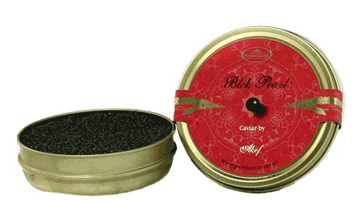 Blck Pearl Persian Caviar