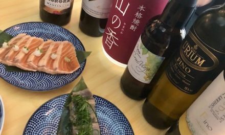Verrassende matches: Japans fingerfood en sherry