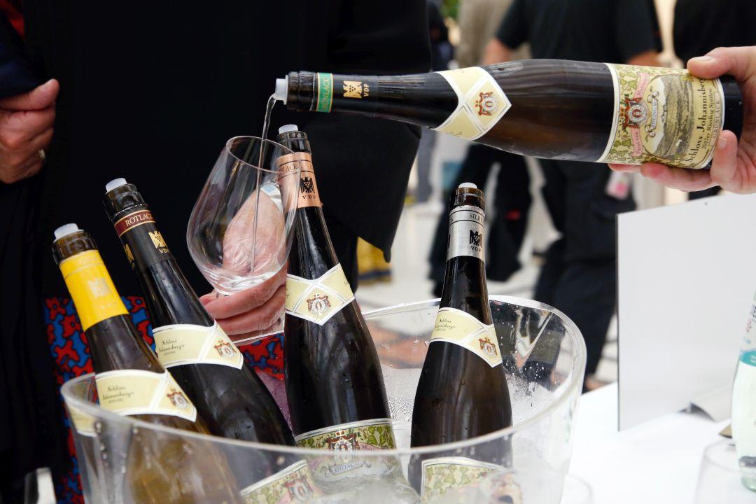 wijnflessen VDP
