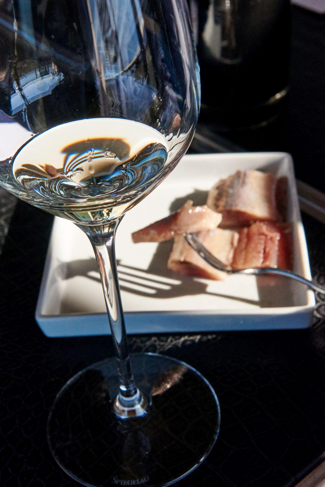 haring en sherry