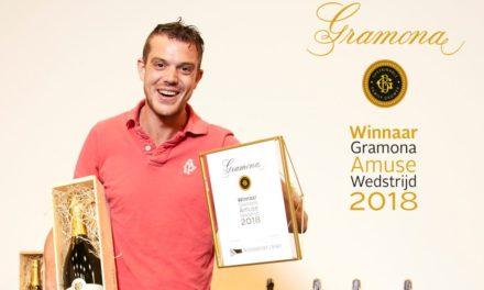 Bridges wint Gramona Amuse Wedstrijd 2018