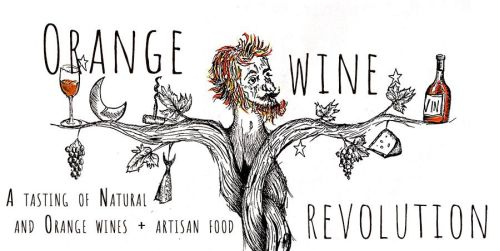 Join the Orange Wine Revolution in Amsterdam en Den Bosch!