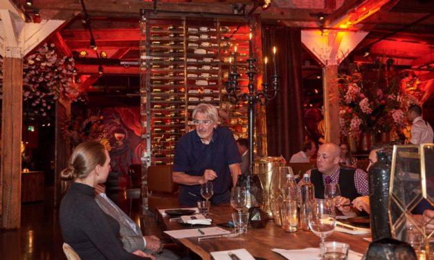 Kaviaar en sherry bij The Harbour Club Amsterdam Oost