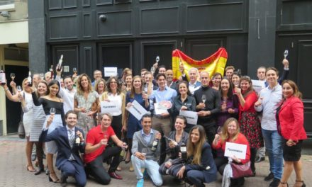 Slotfeest Internationale Sherry Week bij Graphite