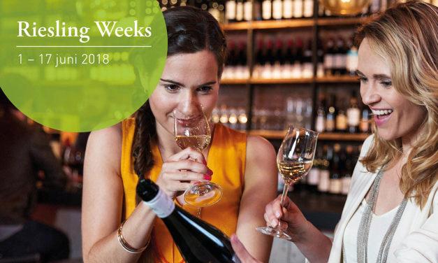 RieslingWeeks 2018 – winnaars en finalisten