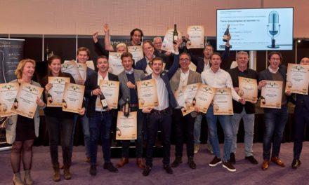 Winnaars 30e Proefschrift Wijnconcours gehuldigd