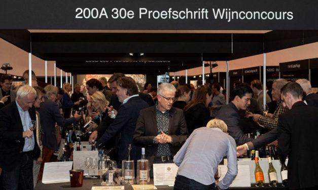 30e Proefschrift Wijnconcours: winnaars en finalisten