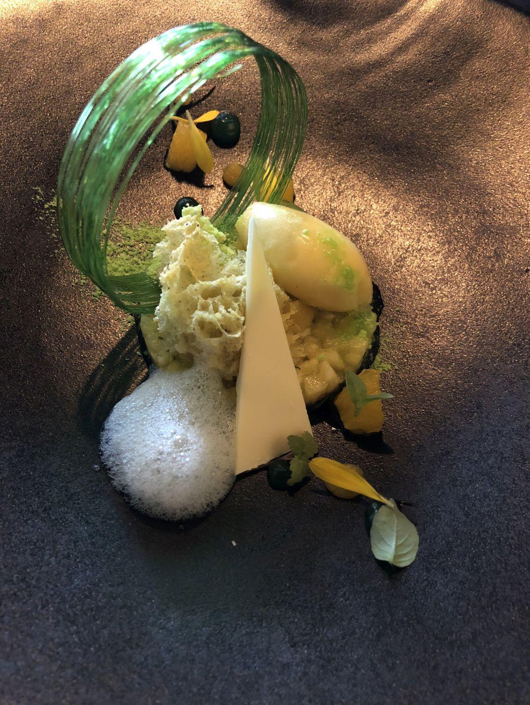 ananas munt