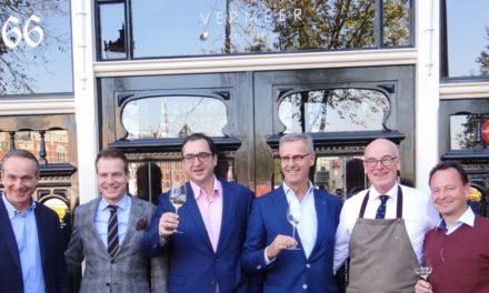 Wijnimport Bart Amsterdam jubileert