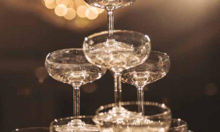 Champagne voor de feestdagen